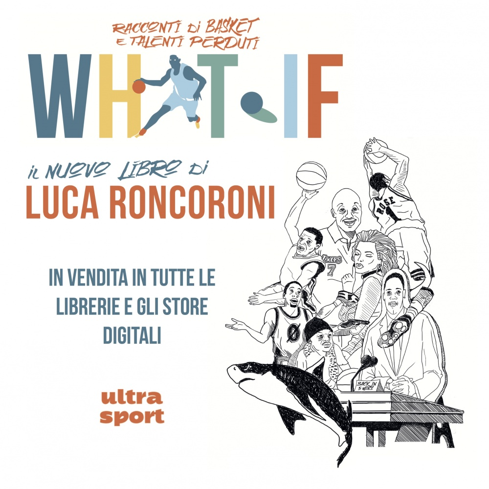 Luca Roncoroni What If